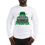 Trucker Frederick Long Sleeve T-Shirt