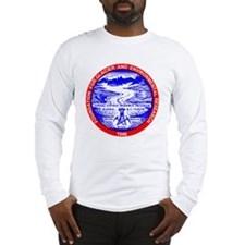 Men's Long Sleeve JIRP T-Shirt (Color Logo)