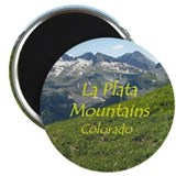 La Plata Mountains Magnet (10 pack)