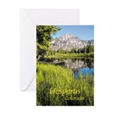 Hesperus High Country Greeting Card