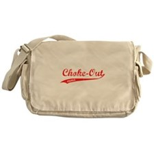 Choke-out Messenger Bag