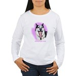The SibeShop Women's Long Sleeve T-Shirt