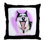 The SibeShop Throw Pillow