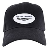 USS KENNEDY Baseball Cap