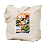 NEW MAN, October 1968 Tote Bag