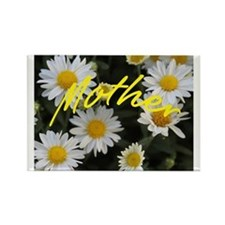 Mother (Mums) Rectangle Magnet (100 pack)