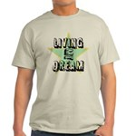 OYOOS Living My Dream design Light T-Shirt