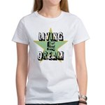 OYOOS Living My Dream design Women's T-Shirt