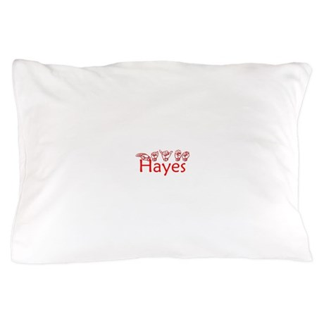 Hayes Pillow Case