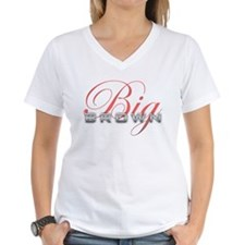 Cute Big brown horse racing Shirt