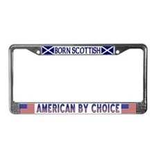 Born Scottish American by Choice Lic Fr