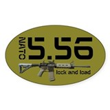 OD AR 15 lock and load 5.56