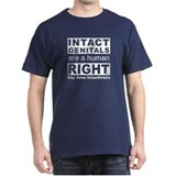 Cute Intactivist T-Shirt