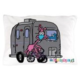 Cute Airstream Pillow Case