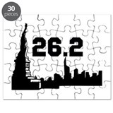 New York Marathon 26.2 Puzzle