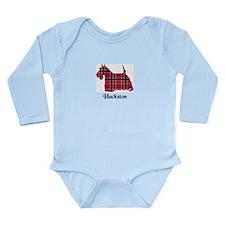 Terrier - Hackston Long Sleeve Infant Bodysuit