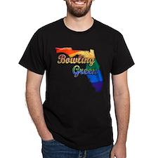 Bowling Green, Florida, Gay Pride, T-Shirt