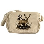 Bow hunter 4 Messenger Bag