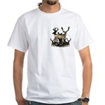 Bow hunter 4 White T-Shirt