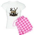 Bow hunter 4 Women's Light Pajamas