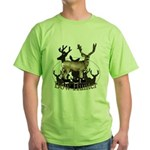 Bow hunter 4 Green T-Shirt
