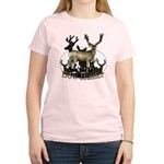Bow hunter 4 Women's Light T-Shirt