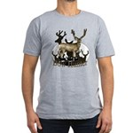 Bow hunter 4 Men's Fitted T-Shirt (dark)