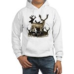 Bow hunter 4 Hooded Sweatshirt