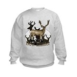 Bow hunter 4 Kids Sweatshirt