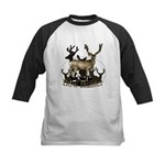Bow hunter 4 Kids Baseball Jersey