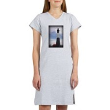tybee lighthouse 2012 Women's Nightshirt