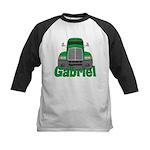 Trucker Gabriel Kids Baseball Jersey