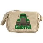 Trucker Gabriel Messenger Bag