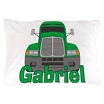 Trucker Gabriel Pillow Case
