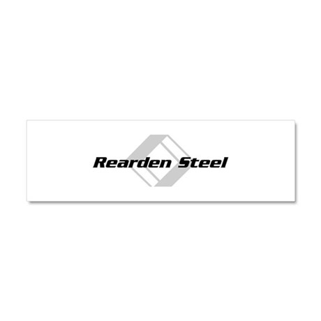 Rearden Steel Car Magnet 10 x 3
