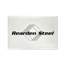Rearden Steel Rectangle Magnet (100 pack)