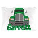 Trucker Garrett Pillow Case