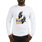 Honey Badger, Bad Ass Long Sleeve T-Shirt