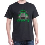 Trucker Gary Dark T-Shirt