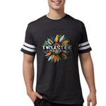 Trucker Gary Organic Toddler T-Shirt (dark)