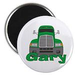 Trucker Gary Magnet