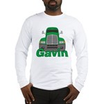 Trucker Gavin Long Sleeve T-Shirt