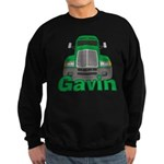 Trucker Gavin Sweatshirt (dark)