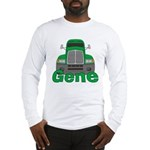 Trucker Gene Long Sleeve T-Shirt