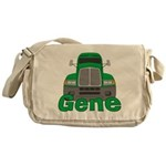 Trucker Gene Messenger Bag