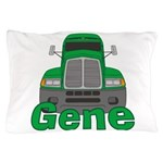 Trucker Gene Pillow Case