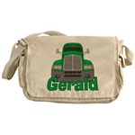 Trucker Gerald Messenger Bag