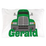 Trucker Gerald Pillow Case