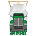 Trucker Gerald Twin Duvet