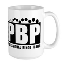 Prof Bingo Player Coffee Mug